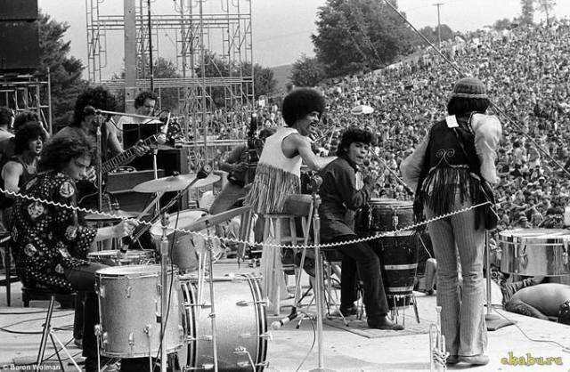 Woodstock .... 45 წელი გავიდა